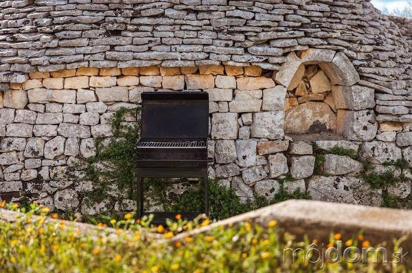 Očarujúci kamenný dom s