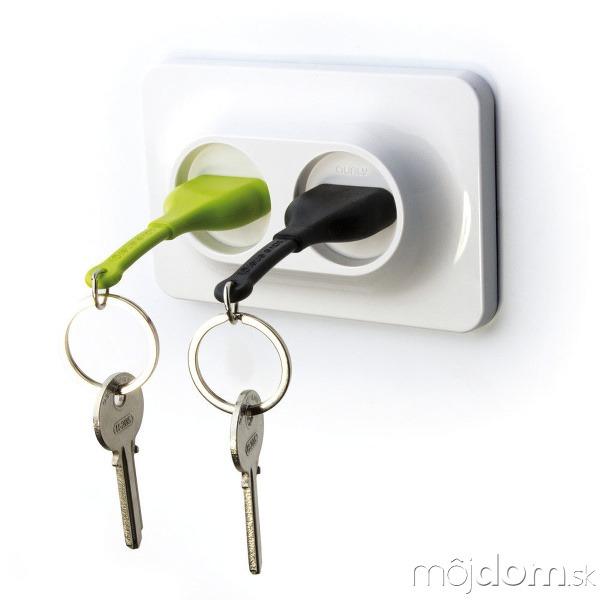 Vešiačik na kľúče skľúčenkami