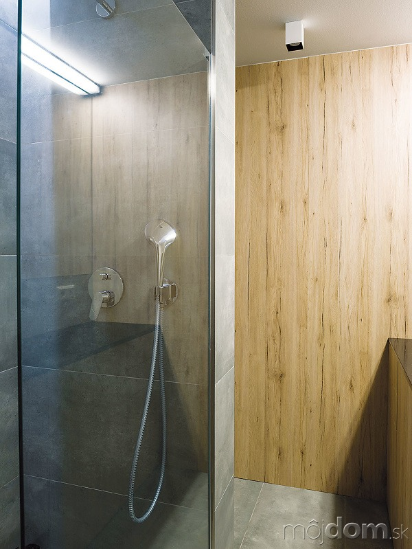 Kúpeľňa sWC farebne imateriálovo