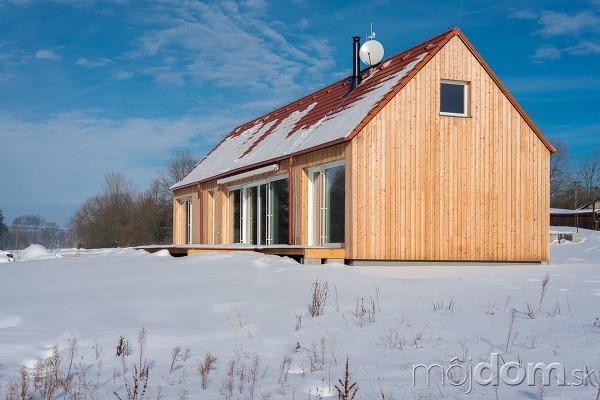 Pasívny dom v klasickom
