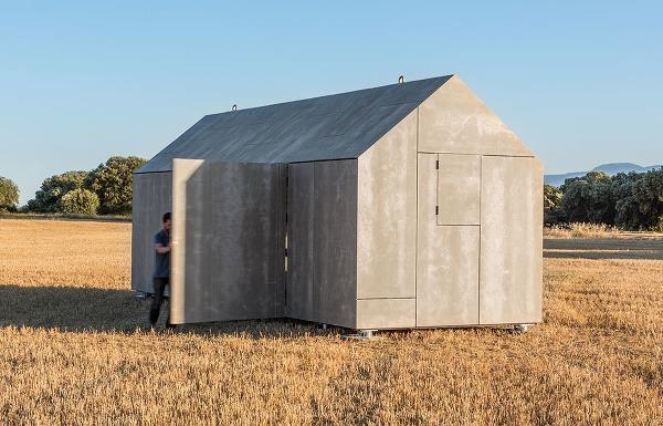 Prenosný dom pre pár?
