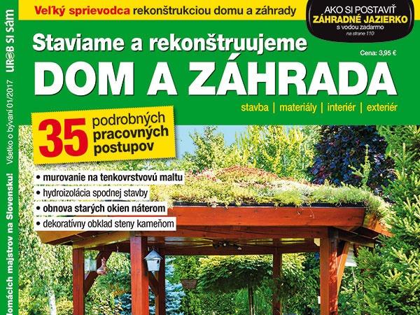 Dom a záhrada -