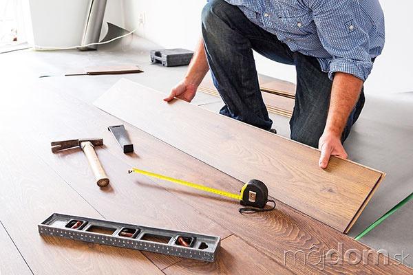 Ako zatepliť podlahu v