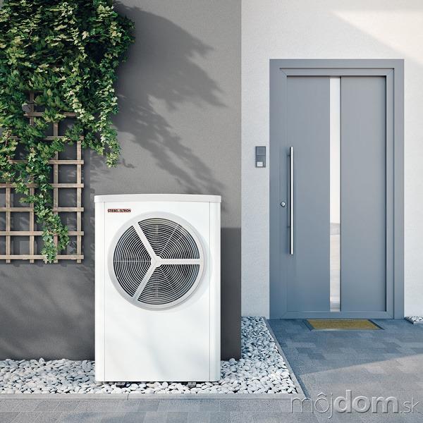 Tepelné čerpadlo vzduch/voda WPL