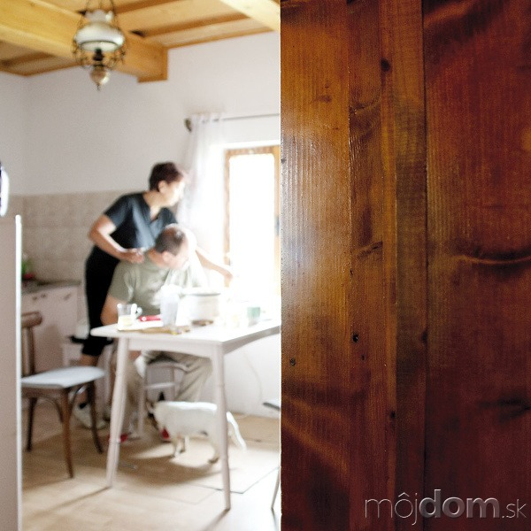 Keď sa do kuchyne