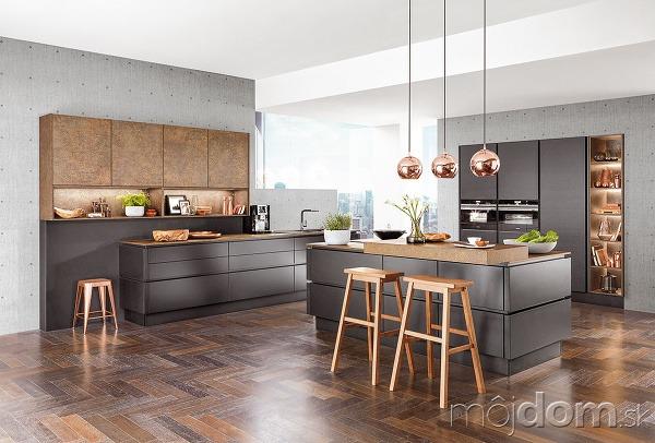 Kuchyňa Riga umožňuje vytvoriť