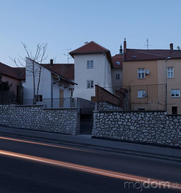Dom v Mikulove, v
