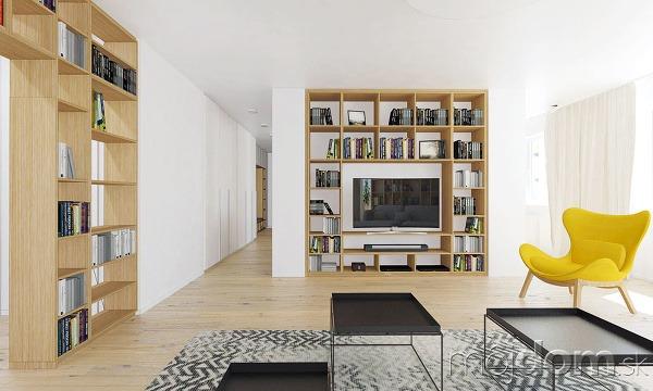Typový nábytok prevažne v