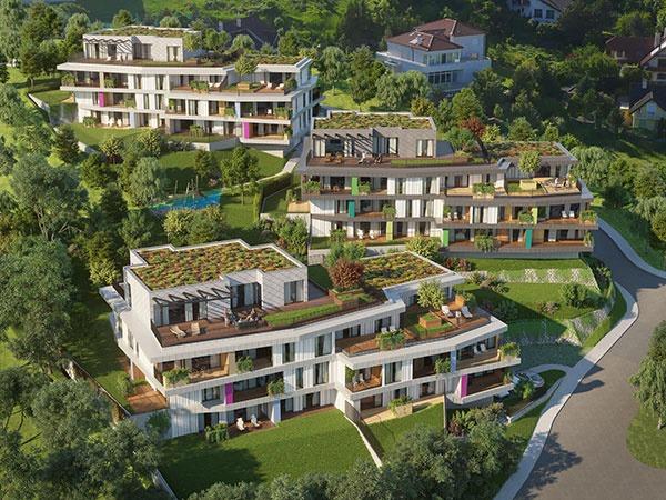 Začína výstavba rezidenčných bytov