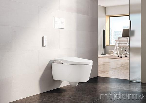 Luxusná toaleta a bidet