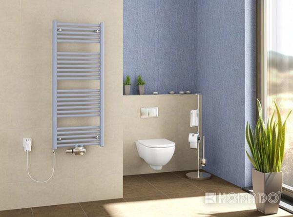 Rúrkové radiátory - praktická