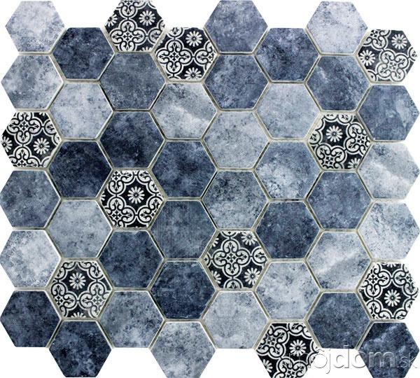 Mozaikový obklad Pachwork, set