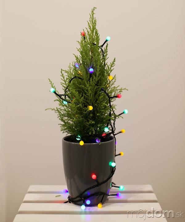 Čím ozdobiť stromček tento