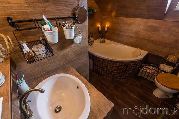 Renovácia kúpeľne majiteľku domu