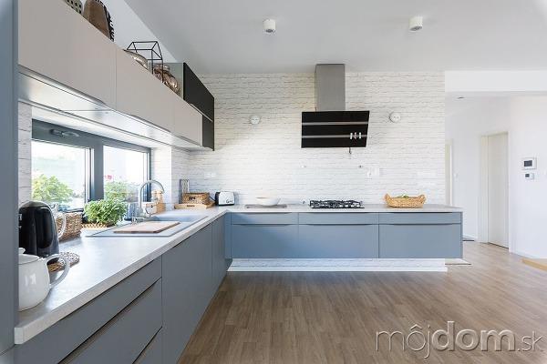 Elegantná a praktická kuchynská