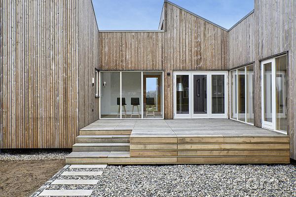 Recyklovateľný dom z biologického