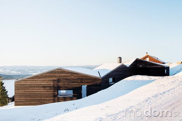 Chata Sjusjøen