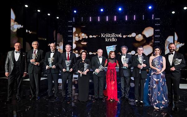 Laureáti ocenenia za rok