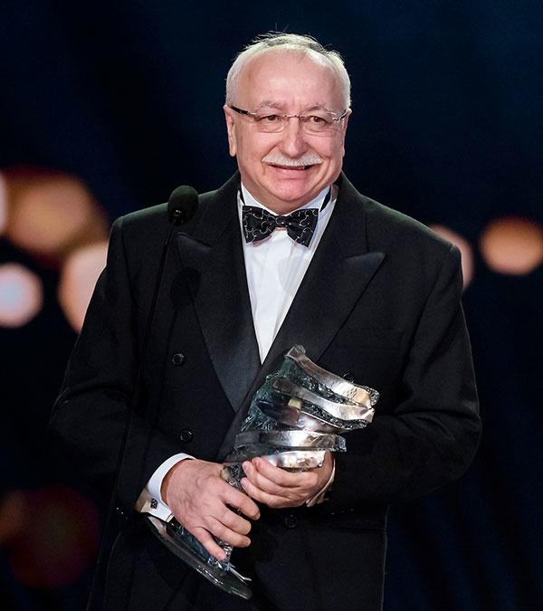 Laureát Mimoriadnej ceny Juraj Šťeňo