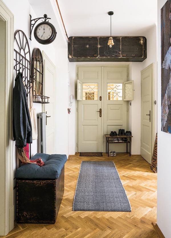 Rekonštrukcia storočného bytu trvala