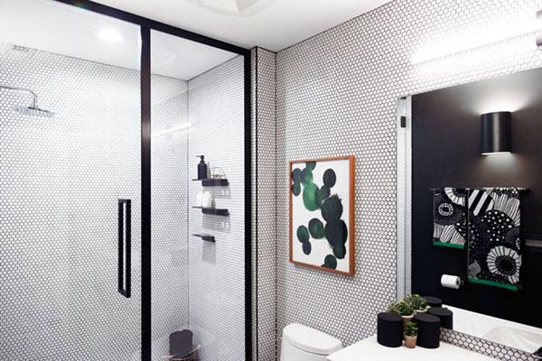 Kúpeľňové trendy na tento