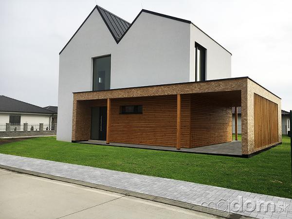 Rodinný dom Javorová alej