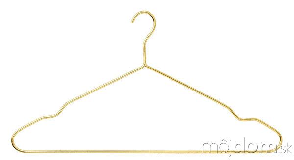 Kovový vešiak na šaty