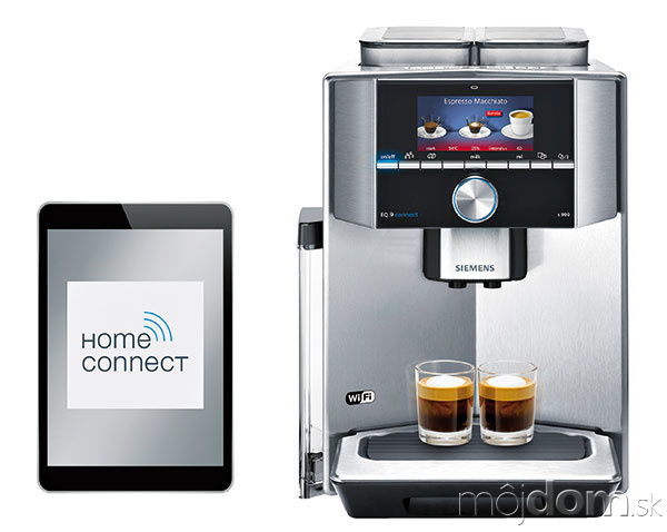Kávovar Siemens EQ.9connect TI909701HC