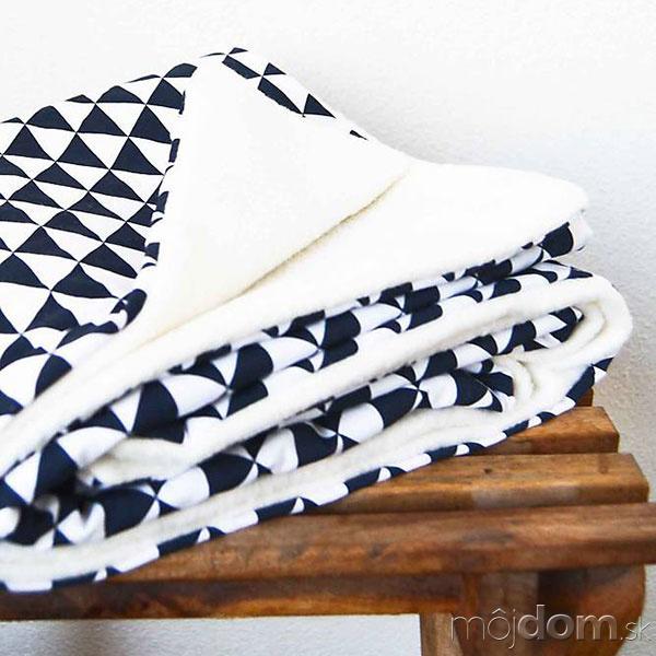 Hrejivá deka, bavlna ajemný