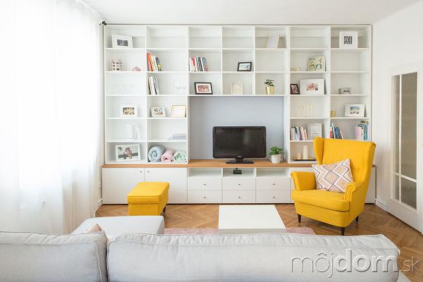 Rekonštrukcia bytu v pôvodnom