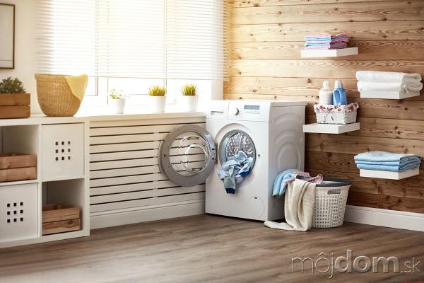 Ako si zjednodušiť pranie