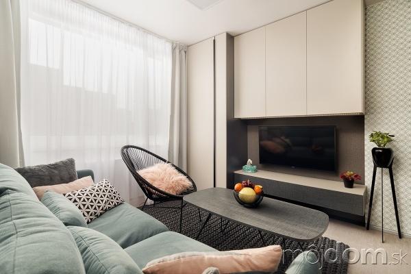 Zmenšenie panelákového bytu 1