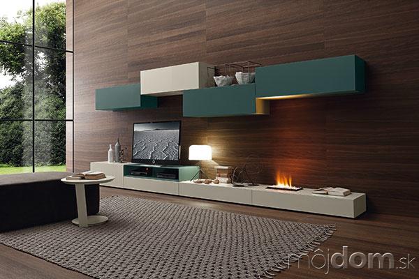 PRESOTTO - obývacie izby