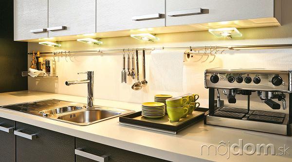 Renovujete kuchyňu? Týchto 5