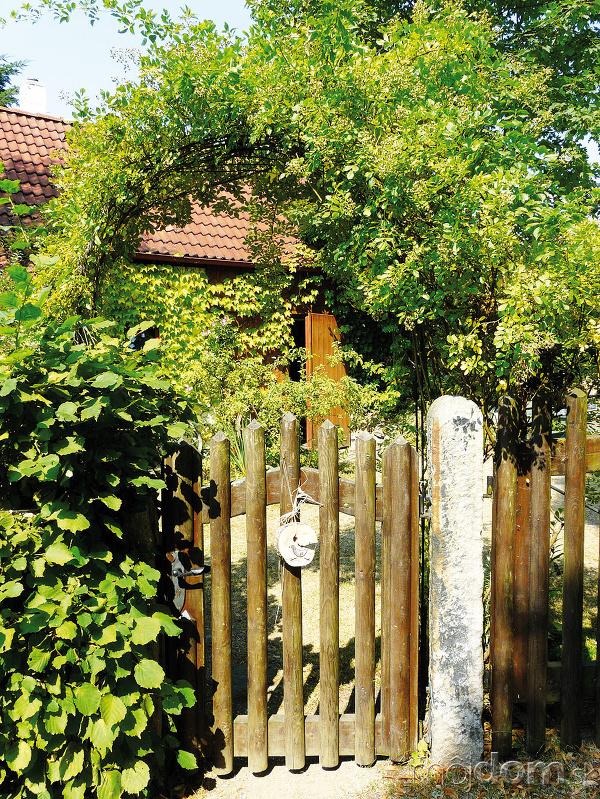 Vidiecka záhrada, ktorá sa
