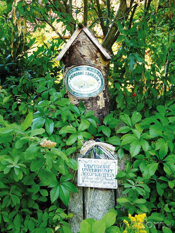 Ukážková prírodná záhrada. Kým