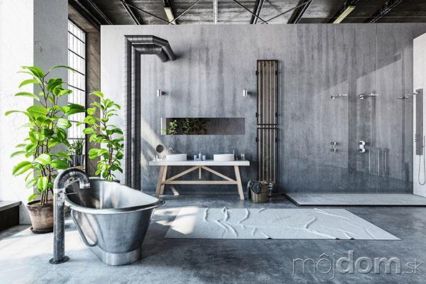 Najnovší kúpeľňový trend: Skrášlite