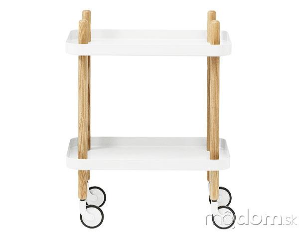Na kolieskach Block Table