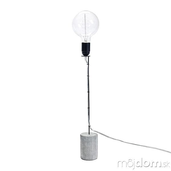 Stojacia lampa Foot Concrete