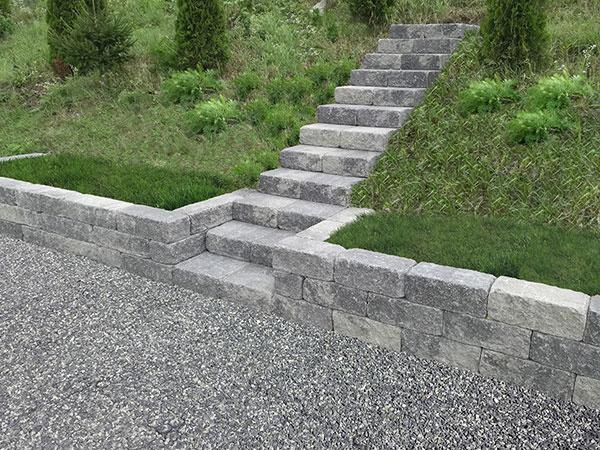 Múriky a schody DUO