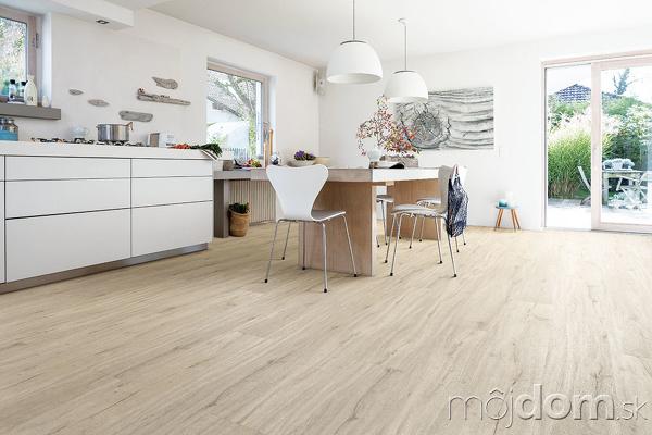 Odolné vinylové podlahy majú