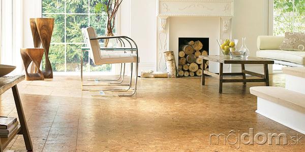Korkové podlahy sú dostupné