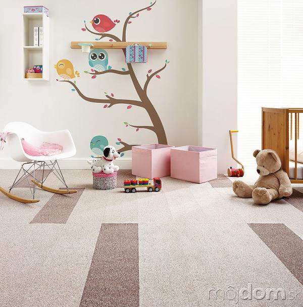 Dobre zvolený koberec vám