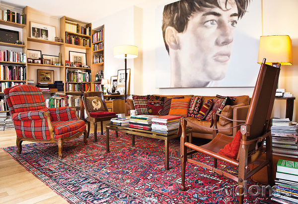 Obývačka je miesto, kde
