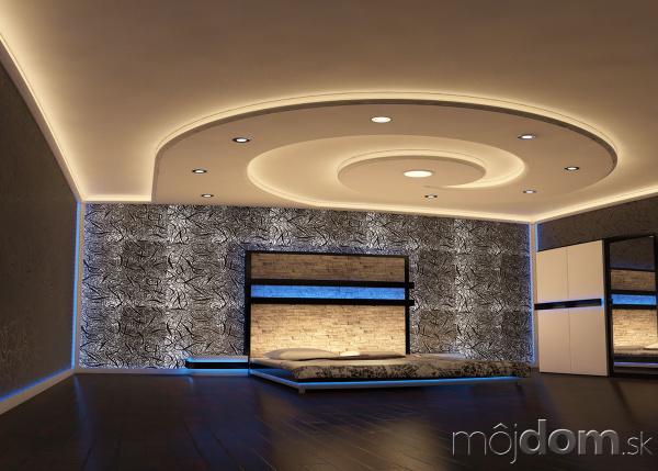 Moderné riešenie na stropnú