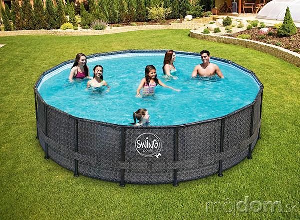 Rámový bazén Swing Frame