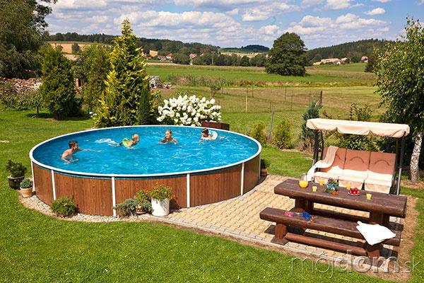 Bazény Azuro Vario z