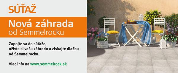 Súťaž - Nová záhrada