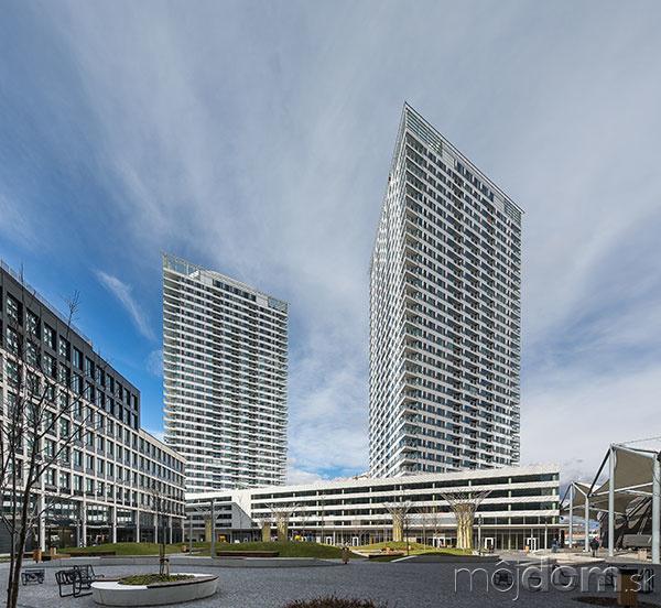 Obytný komplex Panorama City,