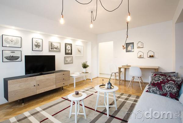 Malý pražský byt, ktorý